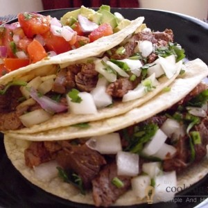 ... boring chili rubbed steak tacos hatch chile cream cheese avocado bagel