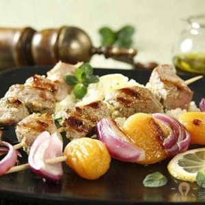 You Won't Regret For These Moroccan Lamb Skewers