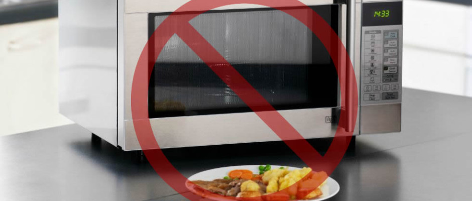 You Should NEVER Reheat This List Of  Foods