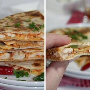 You Must Try This Mexican Sandwiches - Quesadillas