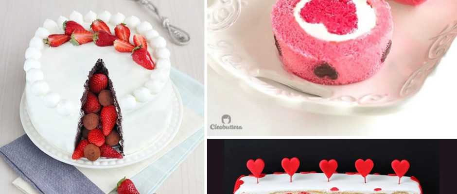 10 Fabulously Beautiful Desserts Full Of Surprises